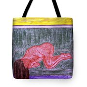 Sleeper Tote Bag