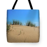Sleeping Bear Sand Dunes Tote Bag