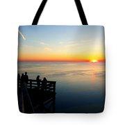 Sleeping Bear Sunset 02 Tote Bag