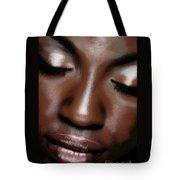 Sleeping Face #0067 Tote Bag