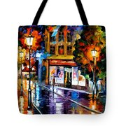 Sleeping Giblartar Tote Bag