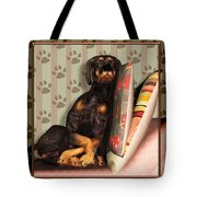 Sleeping I Tote Bag