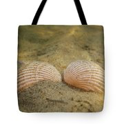 Sleeping Mermaid Tote Bag