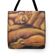 Sleeping Nymph3 Tote Bag