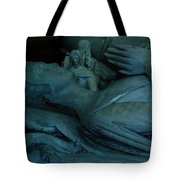 Sleeping With Angels Tote Bag