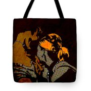 Sleepless I Tote Bag