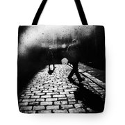 Sleepwalking Tote Bag by Andrew Paranavitana