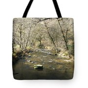 Sleepy Creek Tote Bag