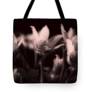 Sleepy Flowers 2 Tote Bag