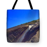 Slice Of Earth Tote Bag
