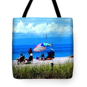 Slice Of Venice Beach Tote Bag
