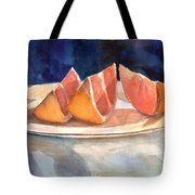 Slices Tote Bag