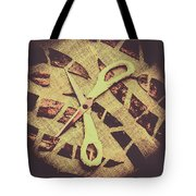 Slices Of Autumn Tote Bag