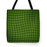 Slide In Green Tote Bag