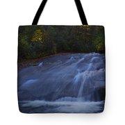 Sliding Rock Falls Tote Bag