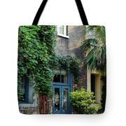 Slightly North Of The Broad Tote Bag