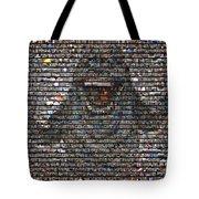 Slimer Mosaic Tote Bag