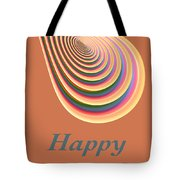 Slinky - Happy Birthday Card 2 Tote Bag