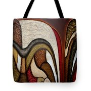 Slippery Slope Tote Bag