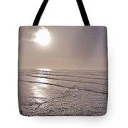 Slipping Away Tote Bag