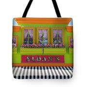 Sloans Tote Bag