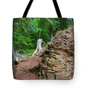 Sloped Tote Bag