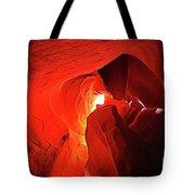 Slot Canyon 1 Tote Bag