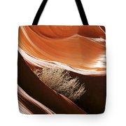 Slot Canyon 208 Tote Bag