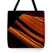 Slot Canyon Striations Tote Bag