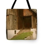 Slovenian Barn Tote Bag