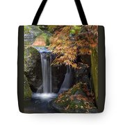 Slow Motion Stream Tote Bag