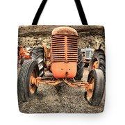 Slow Rural Decay Tote Bag