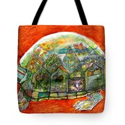 Slowly But Surely. Tote Bag