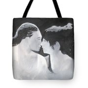 Slowly Captivated Tote Bag