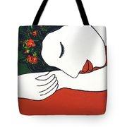 Slumber #204 Tote Bag