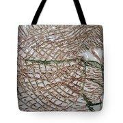Slumbering - Tile Tote Bag