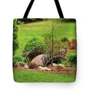 Small Arched Bridge Tote Bag
