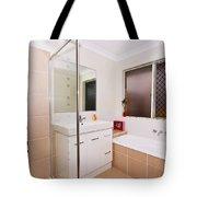 Small Bathroom Tote Bag