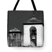 Small Bell Tower Tote Bag