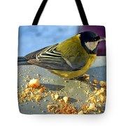 Small Bird Tote Bag