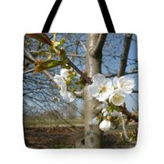 Small Blossoms Tote Bag
