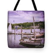 Small Boat Day Tote Bag