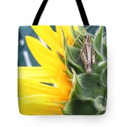 Small Break Tote Bag