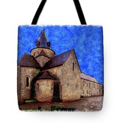 Small Church 2 Tote Bag