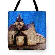 Small Church 4 Tote Bag