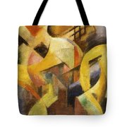 Small Composition I 1913 Tote Bag