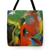 Small Composition IIi Tote Bag