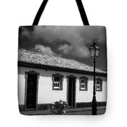 Small Cottage Tote Bag