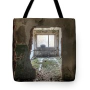 Small Cozy Room Tote Bag