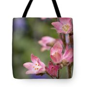 Small Flowers Tote Bag